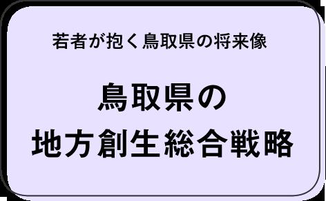 若者が抱く鳥取県の将来像 鳥取県の地方創成総合戦略